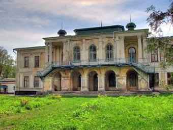 Дворец Закревских в Березовой Рудке