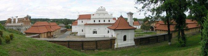 Резиденция Б.Хмельницкого