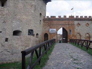 замок меджибож
