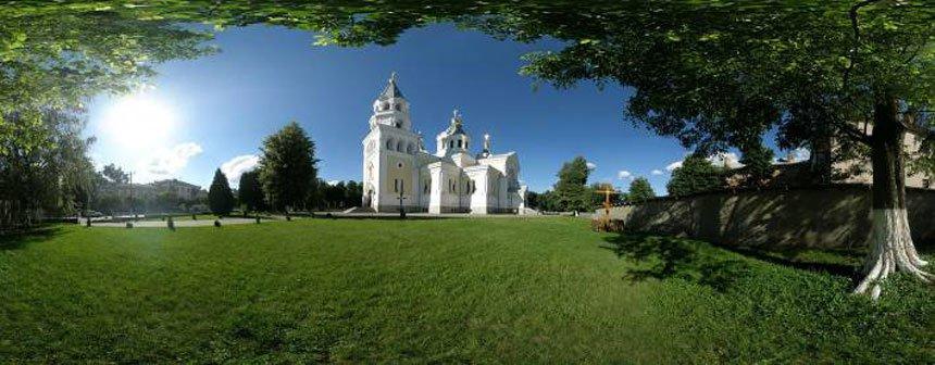 Кресто-Воздвиженская церковь