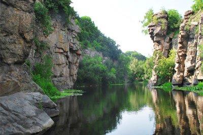 Букский каньон цэкскурсия