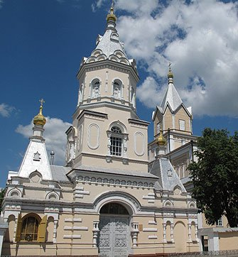 Свято-Троицкий ставропигиальный Корецкий женский монастырь