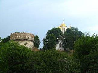Острожский замковый комплекс