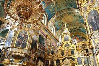Свод Почаевской лавры