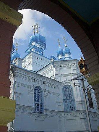 Святодуховский скит