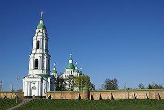 Мгарский монастырь.Экскурсия