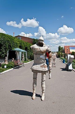 Опошня - гончарная столица Украины