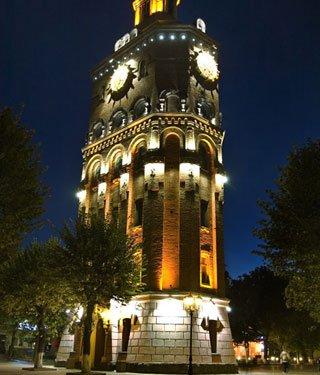 Водонапорная башня г.Винница