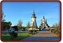 Дендропарк Александрия (г. Белая Церковь) и Храмовый комплекс с. Буки