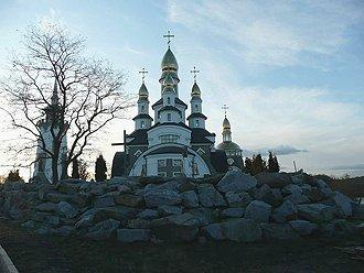 Храм в селе Буки