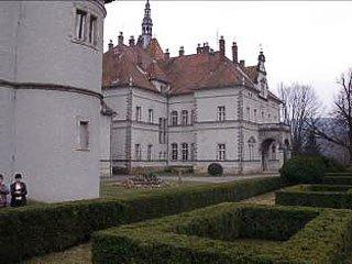 замок Шербона