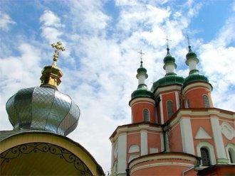 Густыньский Свято-Троицкий Монастырь