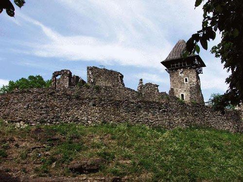 экскурсия в Невицкий замок