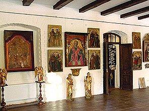 Радомысль, Музей украинской домашней иконы