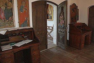 Тур выходного дня в Музей украинской домашней иконы